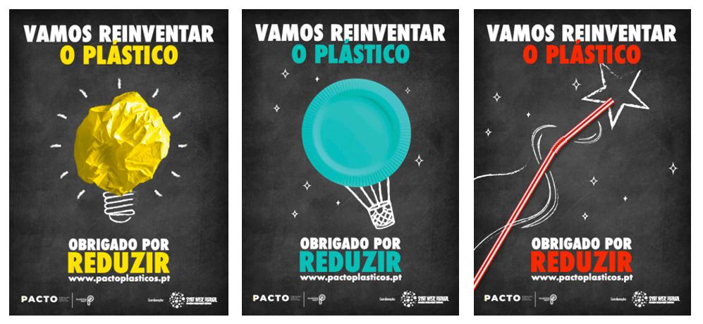 Vamos Reinvenar o Plástico
