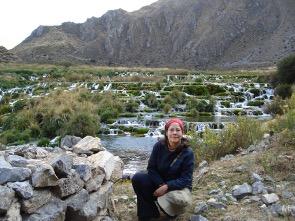 As montanhas do Perú