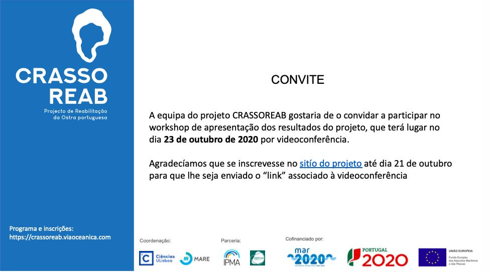 Workshop do Projeto Crassoreab