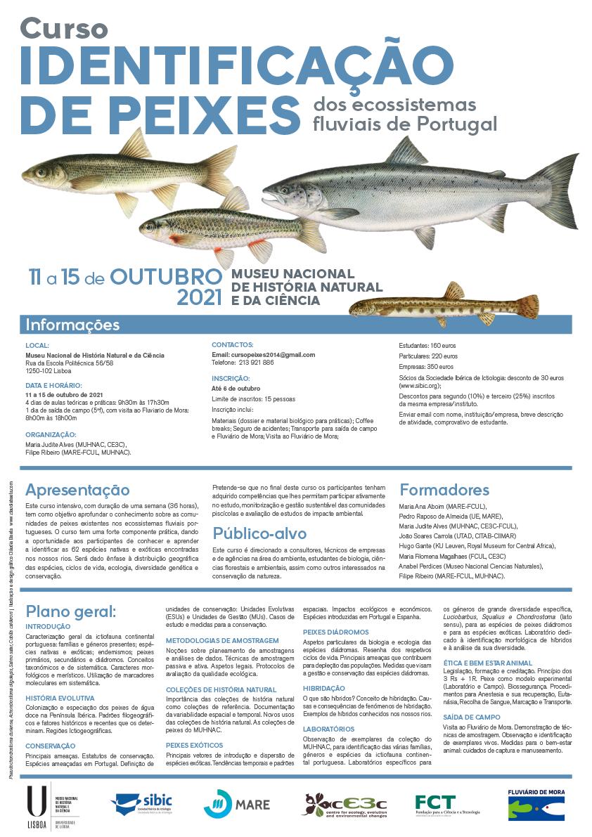 Curso de Identificação de Peixes