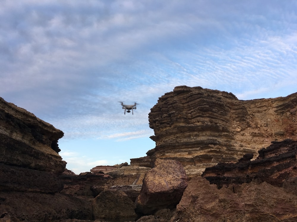 Equipment for field work – Drone
