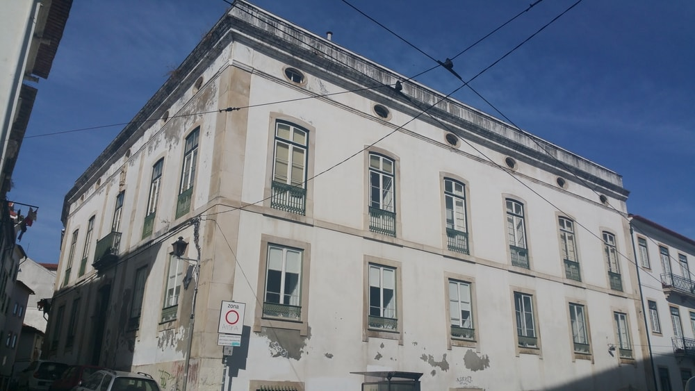 Patronato Building (University of Coimbra)