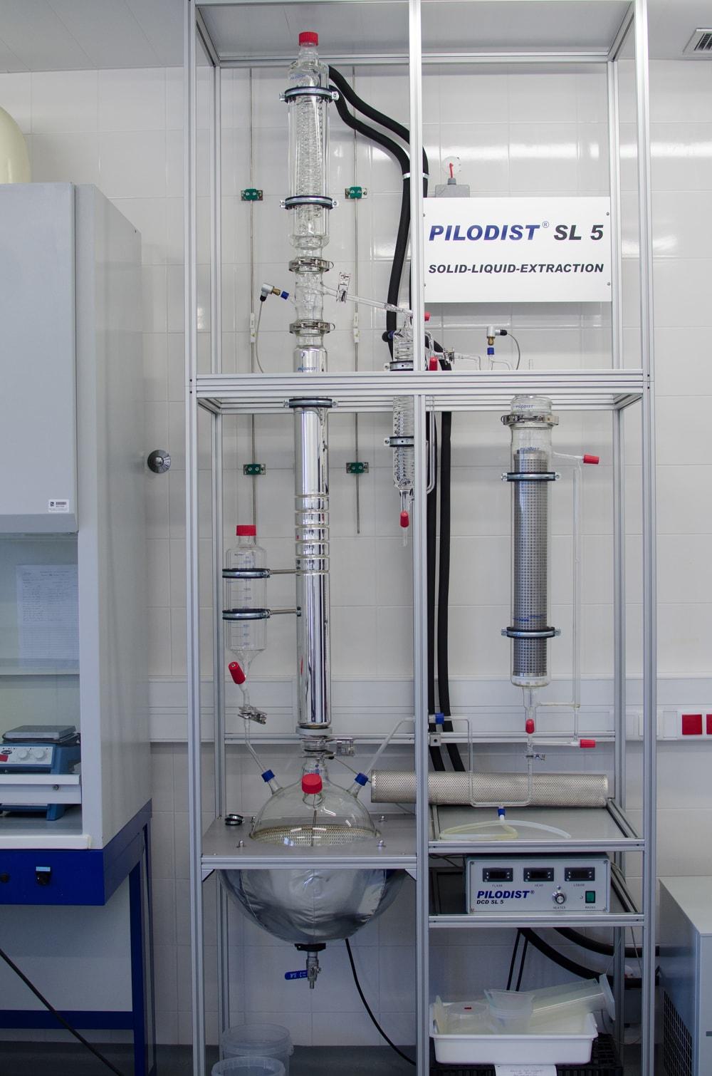 Equipamento de laboratório – CETEMARES
