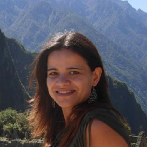 Retrato de Rute Isabel Costa Pinto