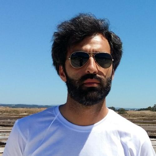 Retrato de Tiago Verdelhos