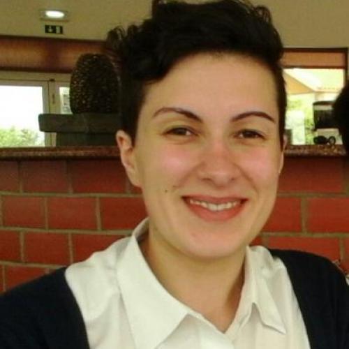Retrato de Tatiana Pereira