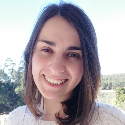 Retrato de Tânia Vicente