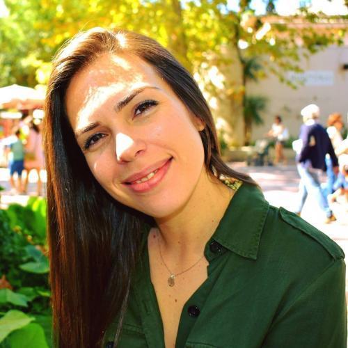 Retrato de Vânia Pereira