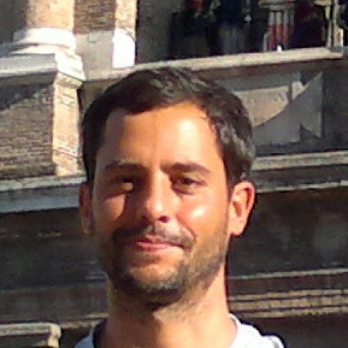 Retrato de André Valente
