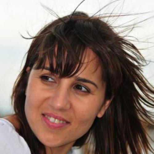 Retrato de Sílvia Susana Ferreira Pedro