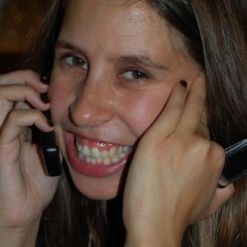 Retrato de Erica Andreia Matos Amaral de Sá