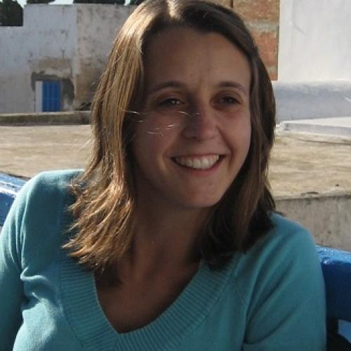 Retrato de Rita Maria Pina Vasconcelos