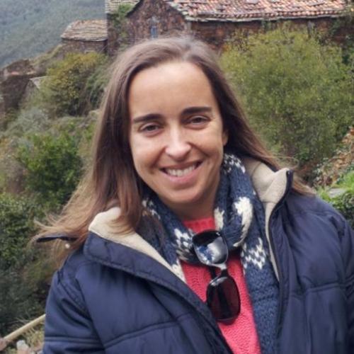 Retrato de Susana França