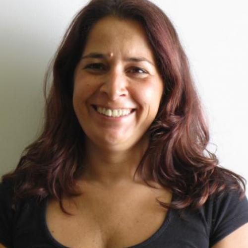 Retrato de Ana Carla Garcia