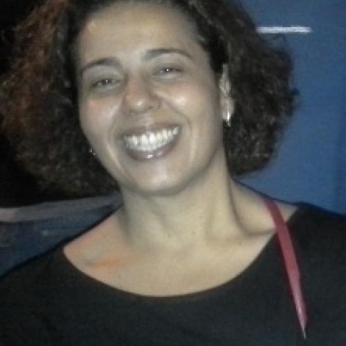 Retrato de Alexandra Augusta Ramos Lopes da Cruz