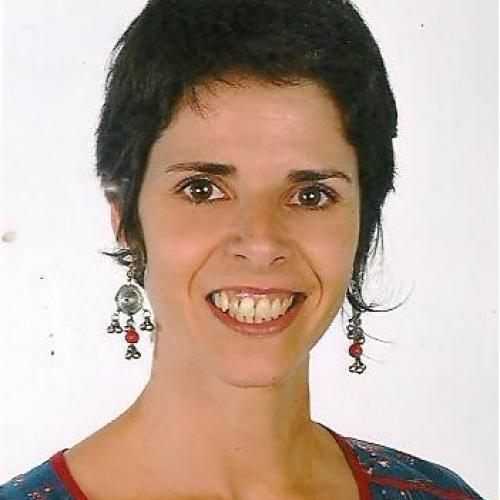 Retrato de Carmen Pedro