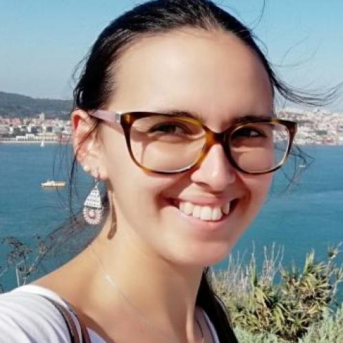 Retrato de Luana Granada