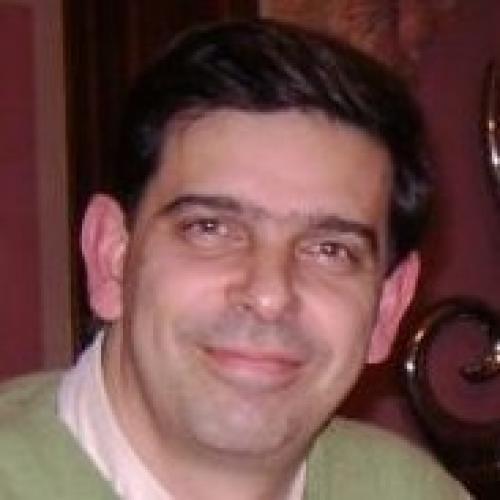 Retrato de Roberto Gamboa