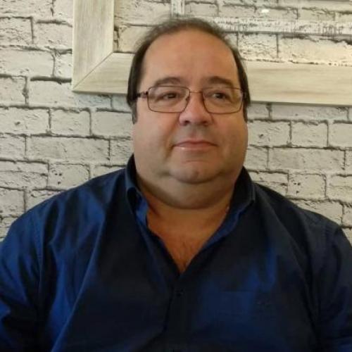 Retrato de Rui Manuel Maneta Ganhão