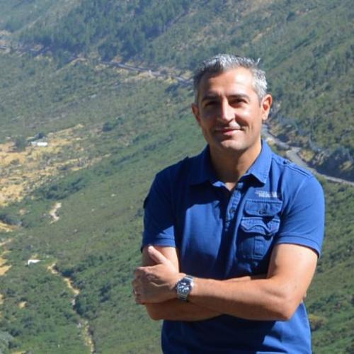 Retrato de Paulo Jorge de Campos Favas