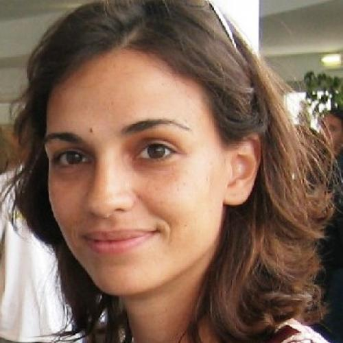 Retrato de Susana Garrido