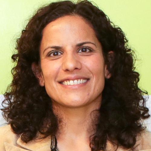 Retrato de Romana Lopes Almeida Santos