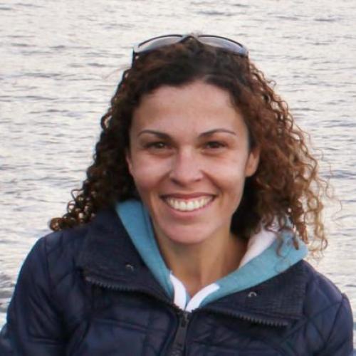 Retrato de Cláudia Sofia da Silva Correia